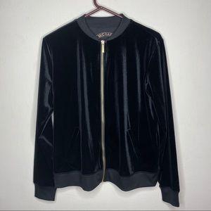 Michael Kors Velvet Sweater Sz M
